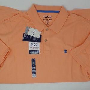IZOD Men's Solid Polo